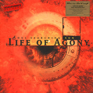 Life Of Agony - Soul Searching Sun Orange / Yellow Vinyl Vinyl Edition