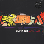 Blink 182 - California Black Vinyl Edition