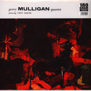 Gerry Mulligan Quartet, The - Gerry Mulligan Quartet Feat. Chet Baker