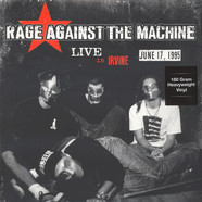 Rage Against The Machine - Live In Irvine, CA June 17 1995 KROQ-FM 180g Vinyl Edition