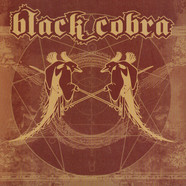 Black Cobra - Black Cobra Red Vinyl Edition