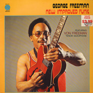 George Freeman - New Improved Funk
