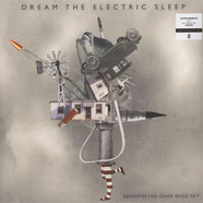 Dream The Electric Sleep - Beneath The Dark Wide Sky Silver Marbled Vinyl Edition