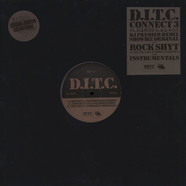 D.I.T.C. - Connect 3 / Rock Shyt Colored Vinyl Edition