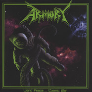 Armory - World Peace ... Cosmic War Black Vinyl Edition
