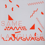 Tim Burgess & Peter Gordon - Same Language, Different Worlds Black Vinyl Edition