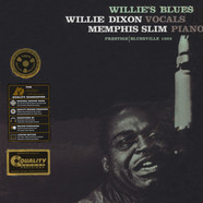 Willie Dixon & Memphis Slim - Willie's Blues 200g Vinyl Edition