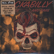 V.A. - Rockabilly - Red Hot And Rare Volume 1 Red Vinyl Edition