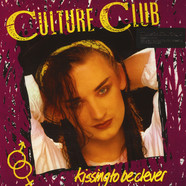 Culture Club - Kissing To Be Clever Black Vinyl Edition
