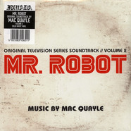Mac Quayle - OST Mr. Robot - Season 1 / Volume 2 White Vinyl Edition