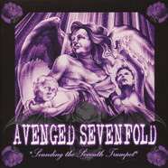 Avenged Sevenfold - Sounding The Seventh Trumpet Clear White Purple Splatter Vinyl Edition