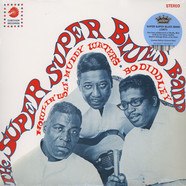 Howlin' Wolf, Muddy Waters & Bo Diddley - Super Super Blues Band Colored Vinyl Edition
