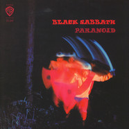 Black Sabbath - Paranoid Blue Vinyl Edition