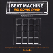 Beat Machine Coloring Book - Beat Machine Coloring Book
