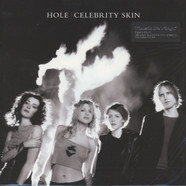 Hole - Celebrity Skin Black Vinyl Edition