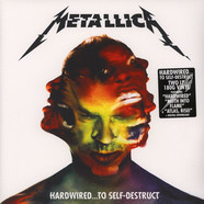 Metallica - Hardwired…To Self-Destruct