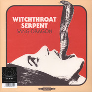 Witchthroat Serpent - Sang-Dragon Red Vinyl Edition