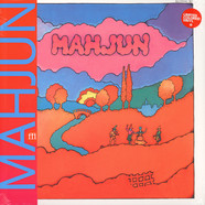 Mahjun - Mahjun (1973) Orange Vinyl Edition