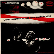 Lionel Hampton And His Orchestra - Lionel Hampton Apollo Hall Concert 1954