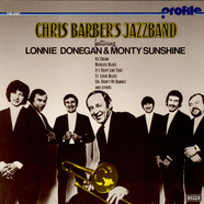 Chris Barber's Jazz Band Featuring Lonnie Donegan & Monty Sunshine - Chris Barber's Jazzband Featuring Lonnie Donegan & Monty Sunshine