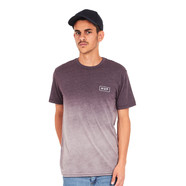 HUF - Bar Logo Dipped Heather T-Shirt