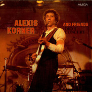 Alexis Korner - Alexis Korner And Friends