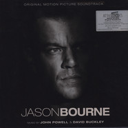 John Powell & David Buckley - OST Jason Bourne White Vinyl Edition