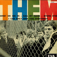 Them - Being' Em On In - Call My Name - Mystic Eyes - I Can Only Give You Everything