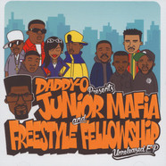 Daddy-O presents - Junior Mafia Feat. Biggie Smalls & Freestyle Fellowship EP