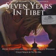 John Williams - OST Seven Years In Tibet White Vinyl Edition