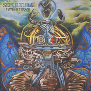 Sepultura - Machine Messiah Picture Vinyl Edition