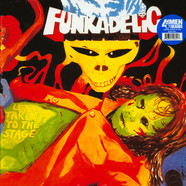 Funkadelic - Let's Take It To The Stage Blue Vinyl Edition