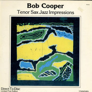Bob Cooper - Tenor Sax Jazz Impression