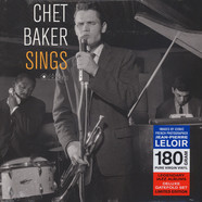 Chet Baker - Sings  - Jean-Pierre Leloir Collection