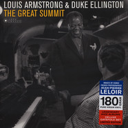 Louis Armstrong & Duke Ellington - The Great Summit - Jean-Pierre Leloir Collection