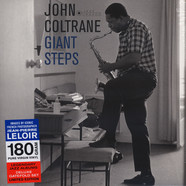 John Coltrane - Giant Steps  - Jean-Pierre Leloir Collection