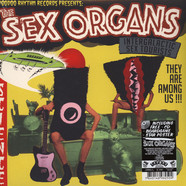 Sex Organs, The - Intergalactic Sex Tourists