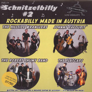 V.A. - Schnitzelbilly #2: Rockabilly Made In Austria