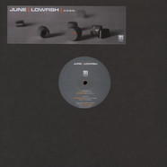 June / Lowfish - C.D.S.N Orange Vinyl Version