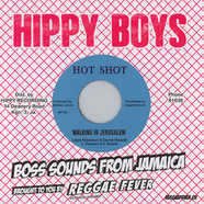 Devon Russell &  Lloyd Robinson / Oswald Nethersole & The Hippy Boys - Walking In Jerusalem / Bimbo Reggae