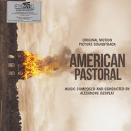 Alexandre Desplat - American Pastoral Flaming Orange / Yellow Vinyl Edition