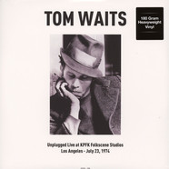 Tom Waits - Unplugged Live At KPFK Folkscene Studios In Los Angeles July 23 1974