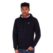 Lacoste - Brushed Fleece Hoodie