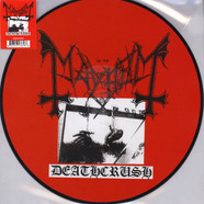 Mayhem - Deathcrush Picture Disc Edition