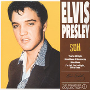 Elvis Presley - Sun Yellow Vinyl Edition
