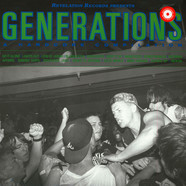 V.A. - Generations: A Hardcore Compilation Transculent Green Vinyl Edition