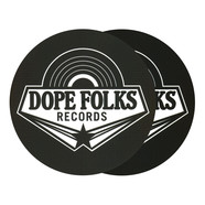 Dope Folks Records - Dope Folks Records Slipmats