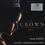 Rupert Gregson-Williams & Hans Zimmer - OST The Crown (Netflix Series) Silver Vinyl Edition