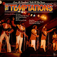 Temptations, The - Live At The London's Talk Of Town