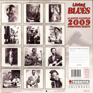 V.A. - Living Blues - The Year 2009 Calendar